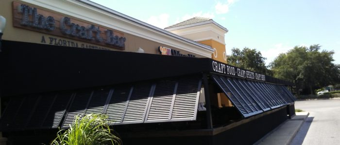 Commercial Awnings 07