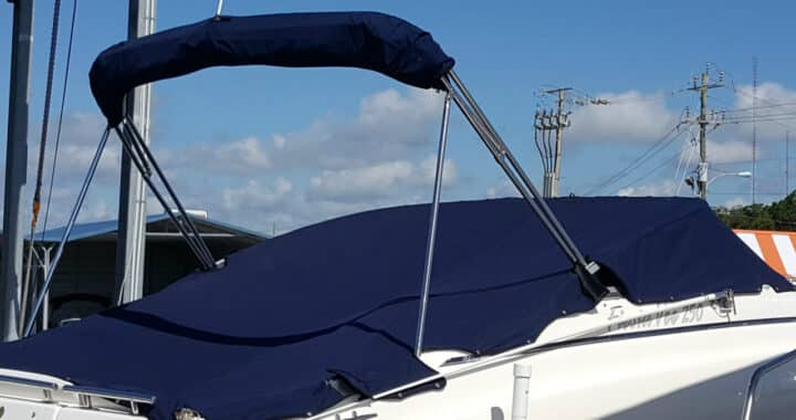 Marine Canvas - Boat Covers