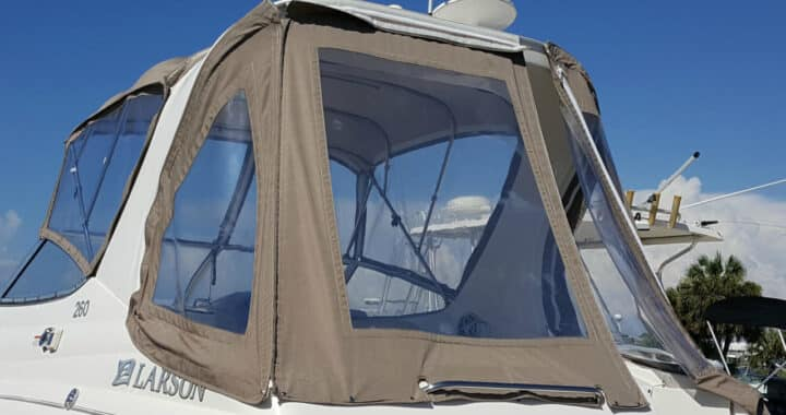 Marine Canvas - Boat Enclosures